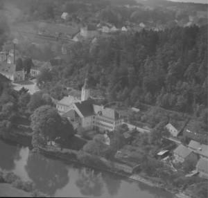 Etterzhausen 1957 Schloss_Foto_Max_Knott