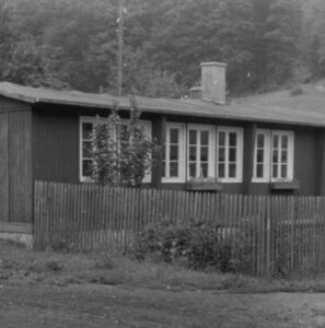 Schulbaracke Alling, um 1951 (Bildarchiv E. Gröschl)0
